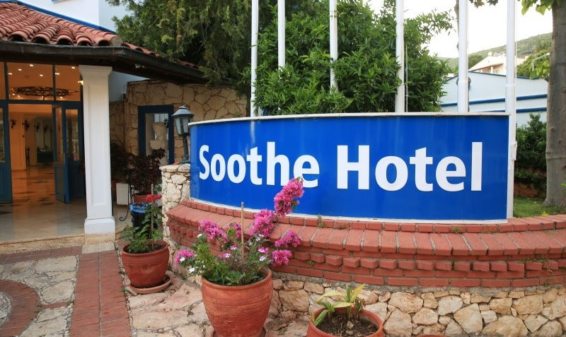SootheHotel